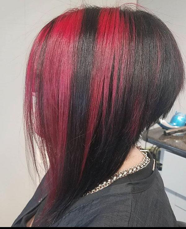 short bob womens hair cut