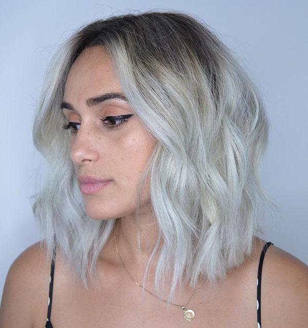 short cut hair 2021