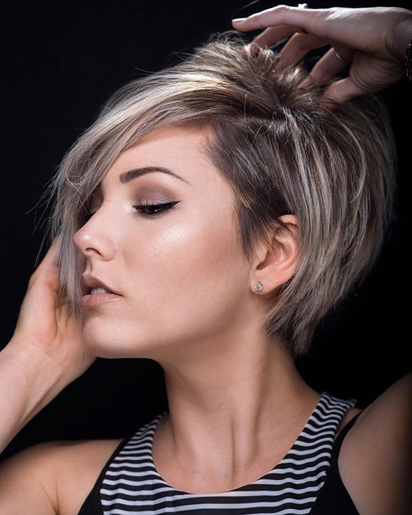short hair 2021