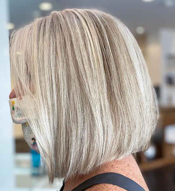short hair 2021 for women
