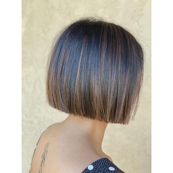 short hair cuts for ladies 2021