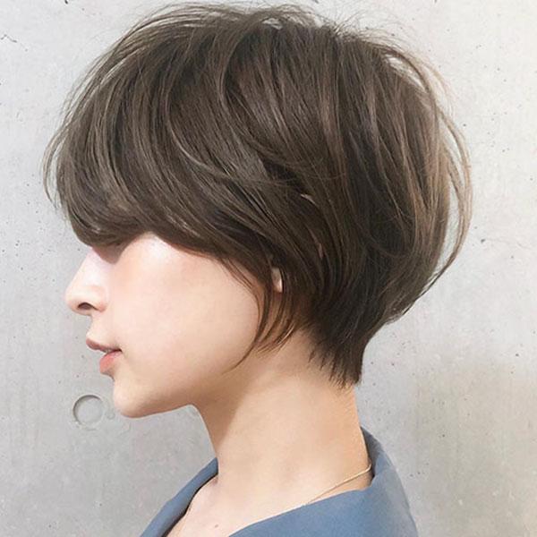 short hair for 2021