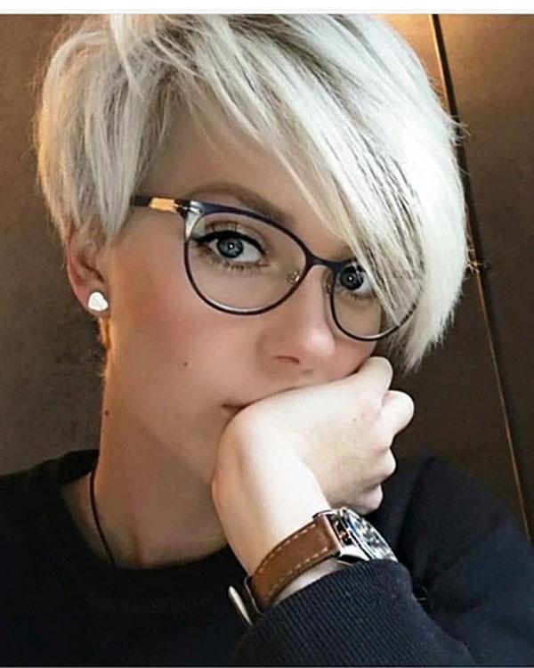 short hair new style