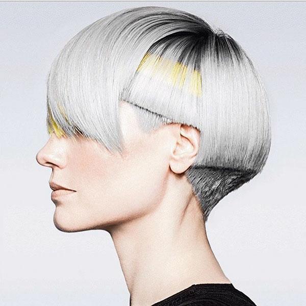 short hair styles for 2021