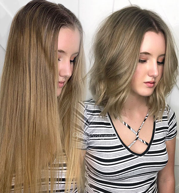 short hair styles in 2021