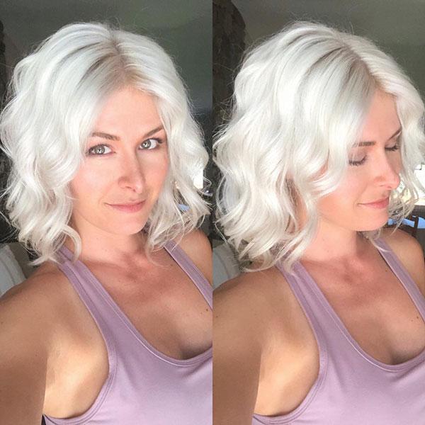 short hair summer 2021