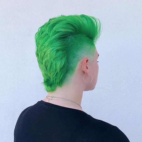 short hair trends 2021