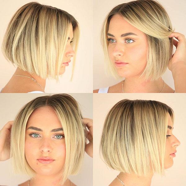 short haircut 2021 women's