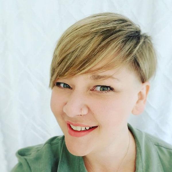 short haircuts spring 2021