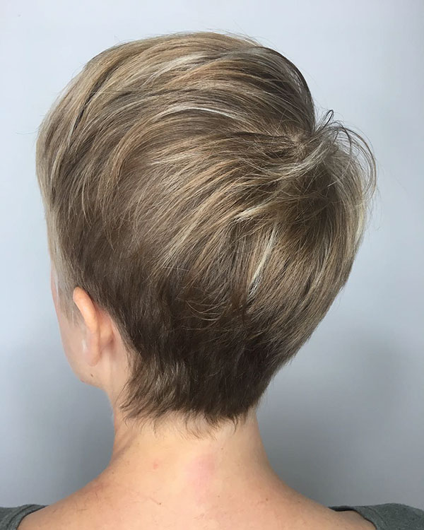 short hairstyles for 2021 female