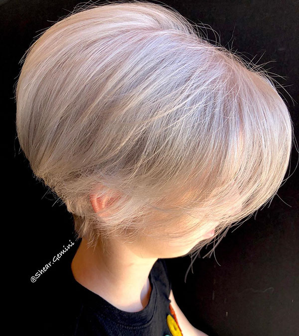 short hairstyles for 2021 summer