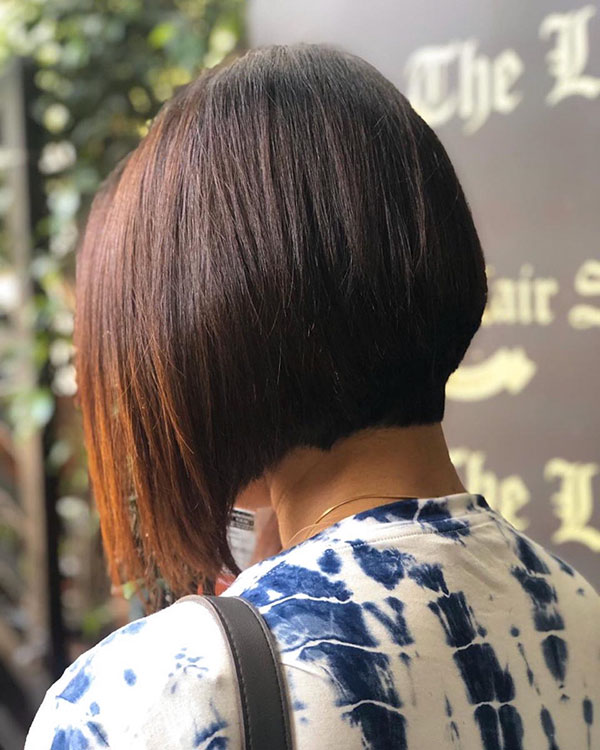short hairstyles for ladies 2021