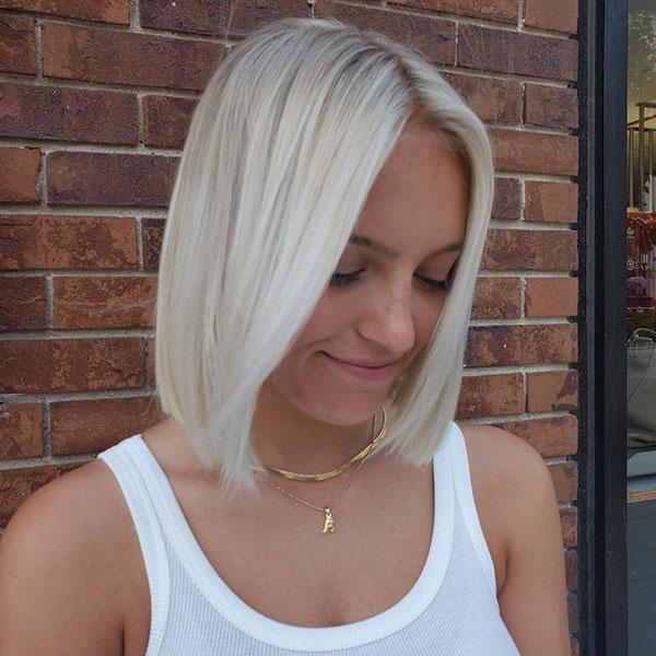 short hairstyles in 2021