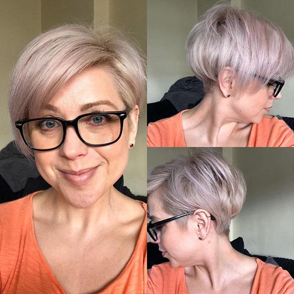 short hairstyles summer 2021