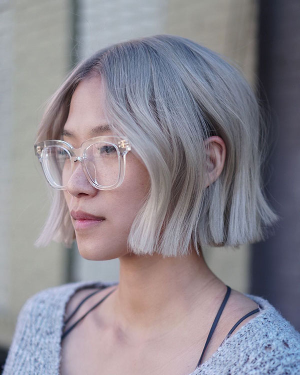 short punky hair styles