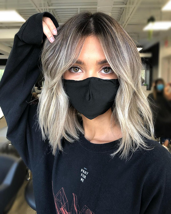 short trendy haircuts 2021