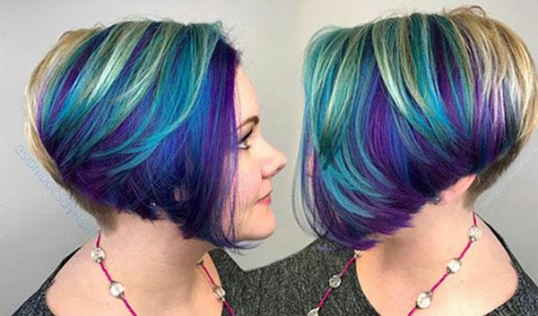 shot hair style