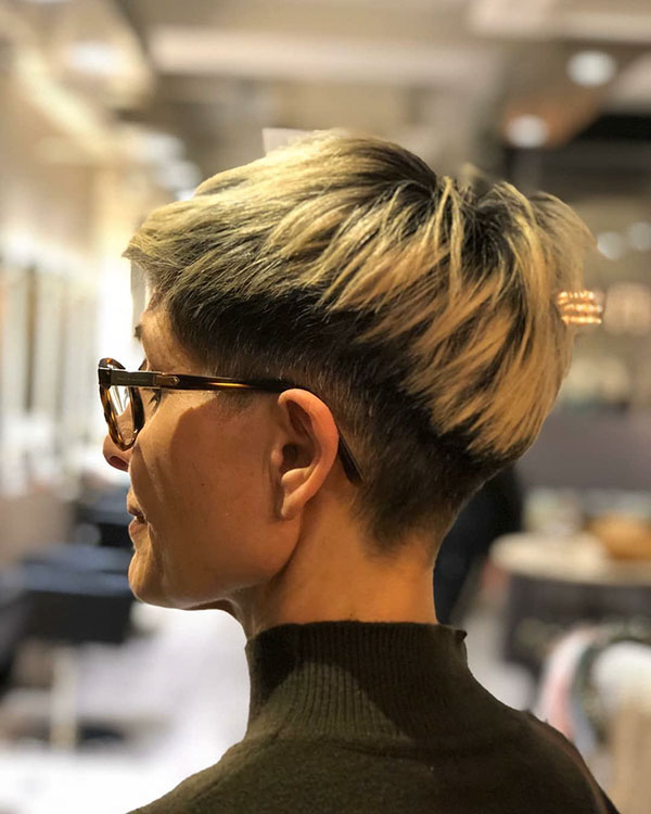 spring 2021 short hairstyles