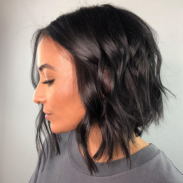 top short hairstyles 2021