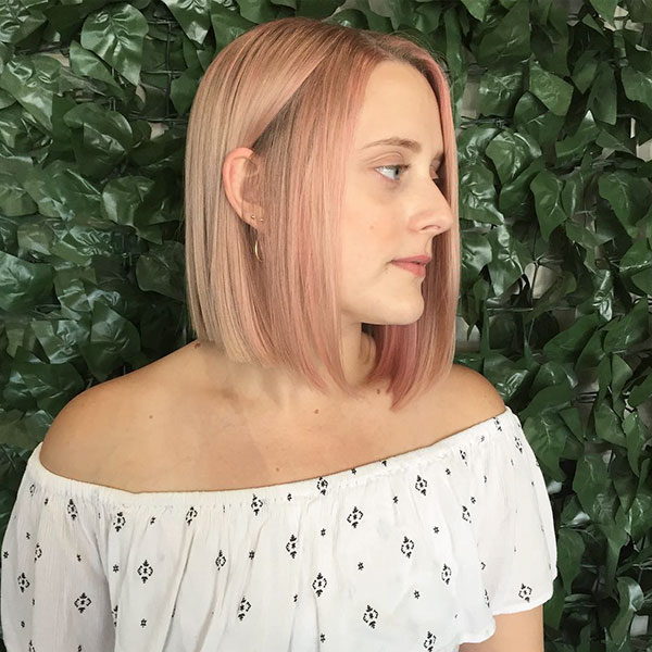 trending short hair cuts for ladies