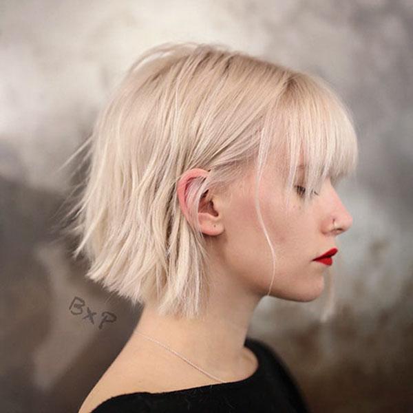 trending short hairstyles 2021