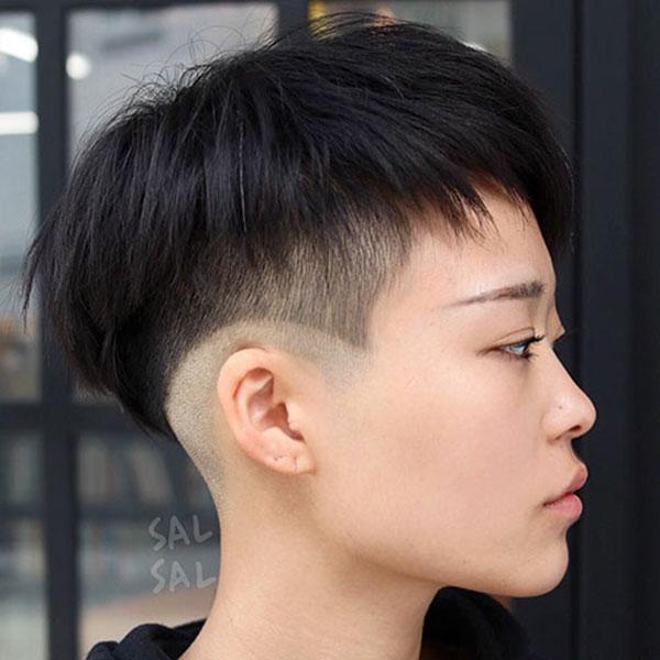 trendy pixie cuts