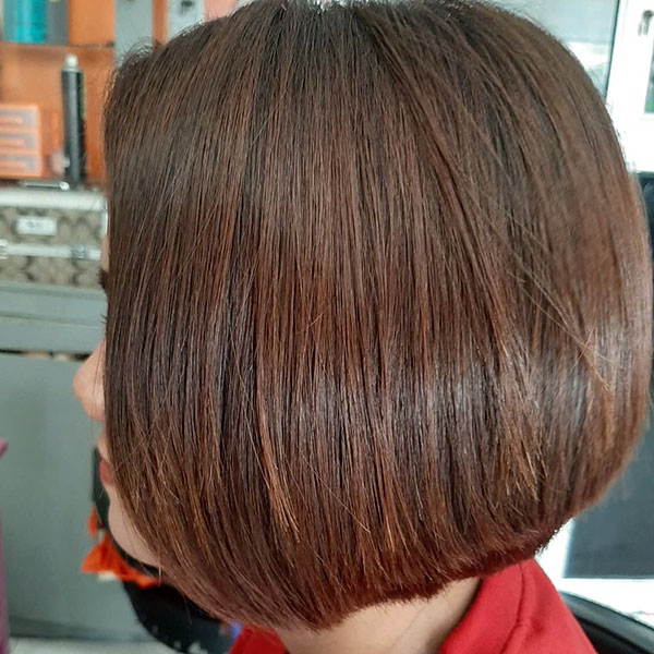 trendy short bob haircuts 2021