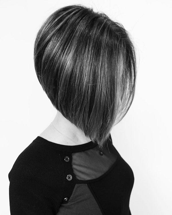 trendy short bob hairstyles