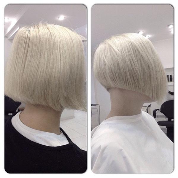 womens bob hair cut