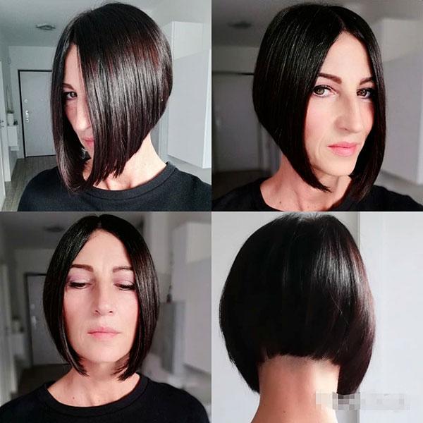 womens bob hairstyles 2021
