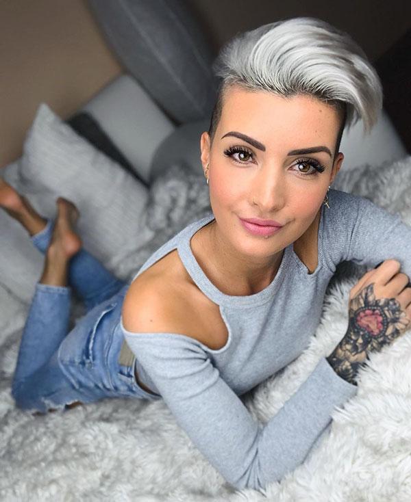 women's pixie cut hairstyles