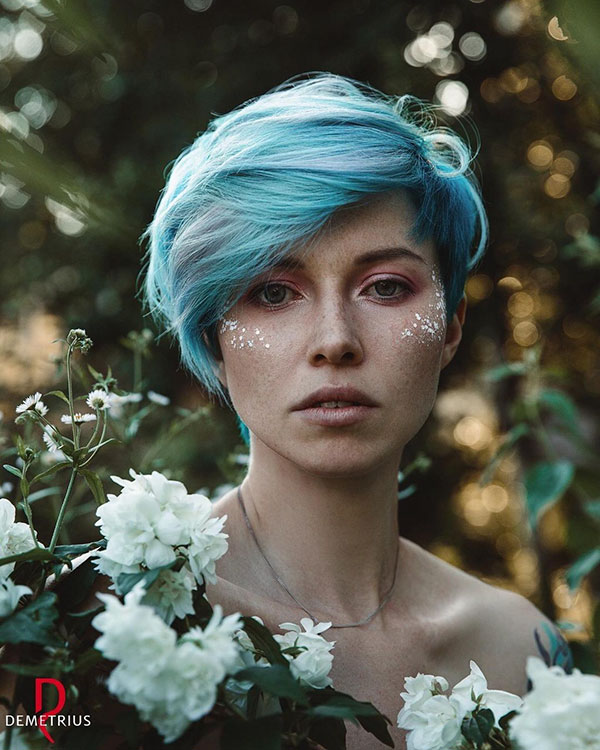 women's pixie haircut pictures