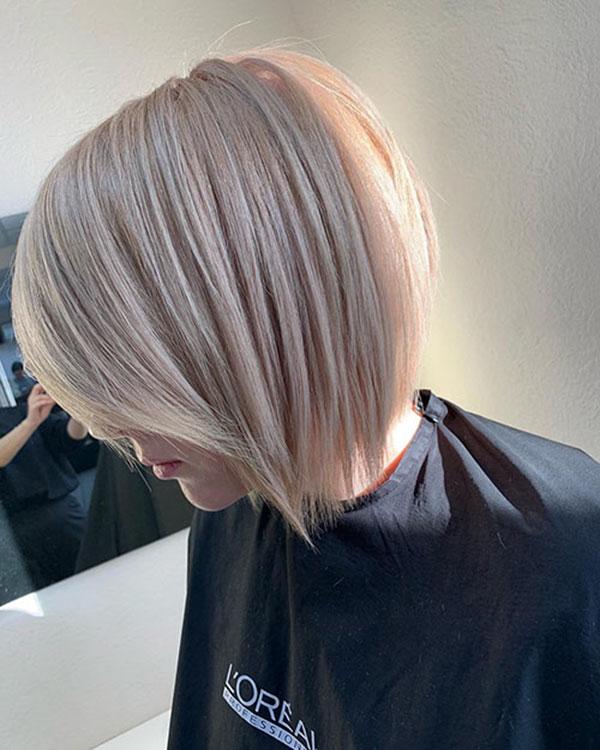 women's short hair designs