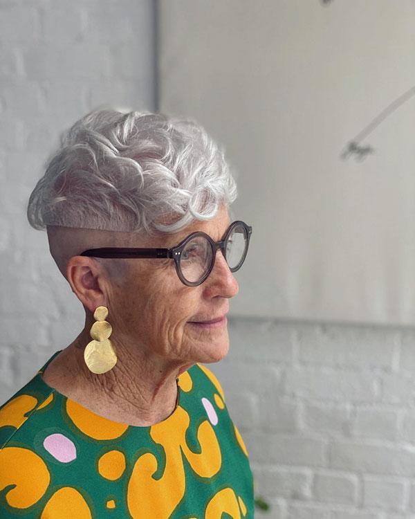 women's short hair styles images